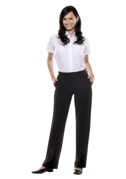 SALE Damen Servicehose schwarz, Gr. L