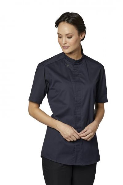 Koch-/Servicehemd Kurzarm Chef-Style 23516 dunkelblau