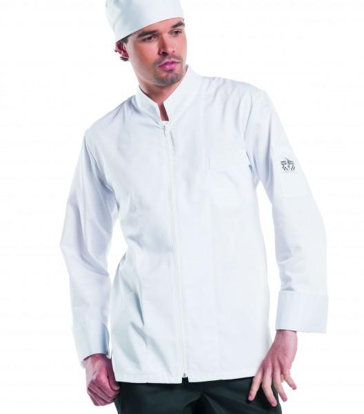 Chef Jacket Monza White von Chaud Devant bei workers friend
