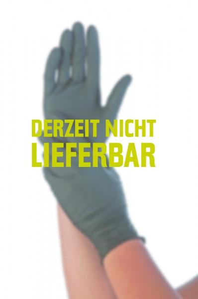 Latex-Handschuh Diablo schwarz