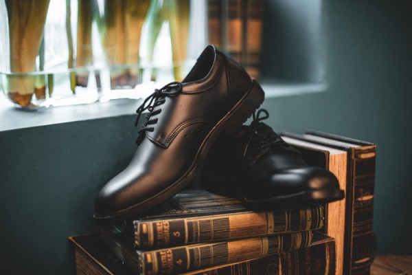 Klassischer Herrenschuh Cambridge III 20321 von Shoes for Crews bei workers friend