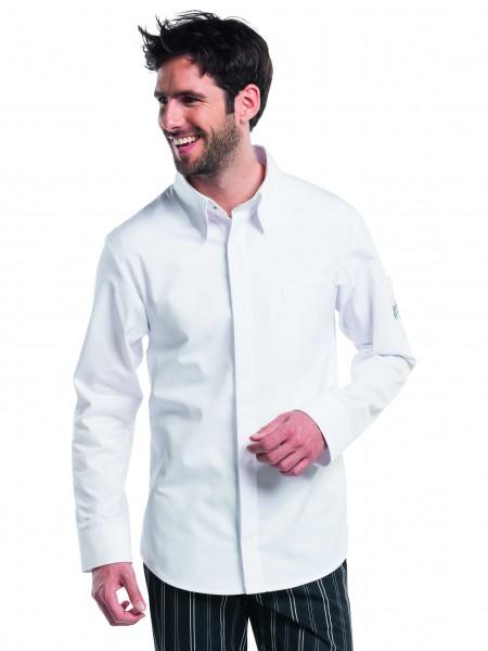 Weißes Kochhemd Chef Shirt von Chaud Devant