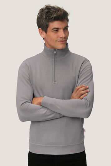 SALE Zip-Sweatshirt 451 Premium, Farbe Titan, Gr. M und L