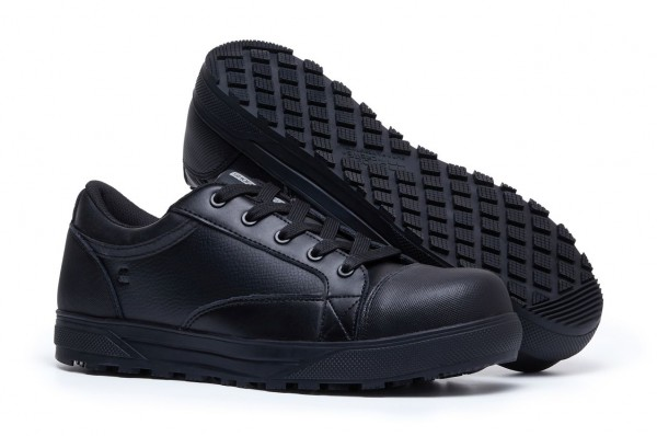 Modischer Sicherheits-Sneaker Fergus NCT aus Leder
